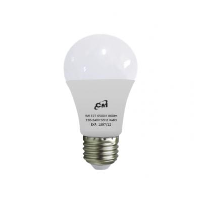 لامپ ال ای دی 9 وات حبابیC&I