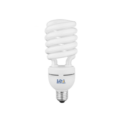 لامپ کم مصرف 40 وات دلتا پایه E27