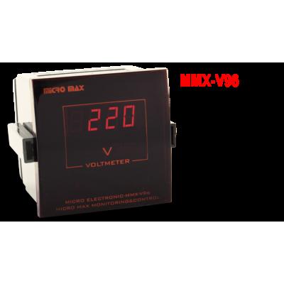 ولت متر دیجیتال تک فاز مدل MMX-V96