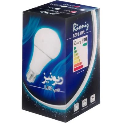 لامپ ال ای دی 12 وات ریونیز پایه E27